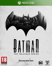 Carátula de Batman - The Telltale Series - Xbox One