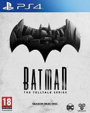 Carátula de Batman - The Telltale Series - PS4