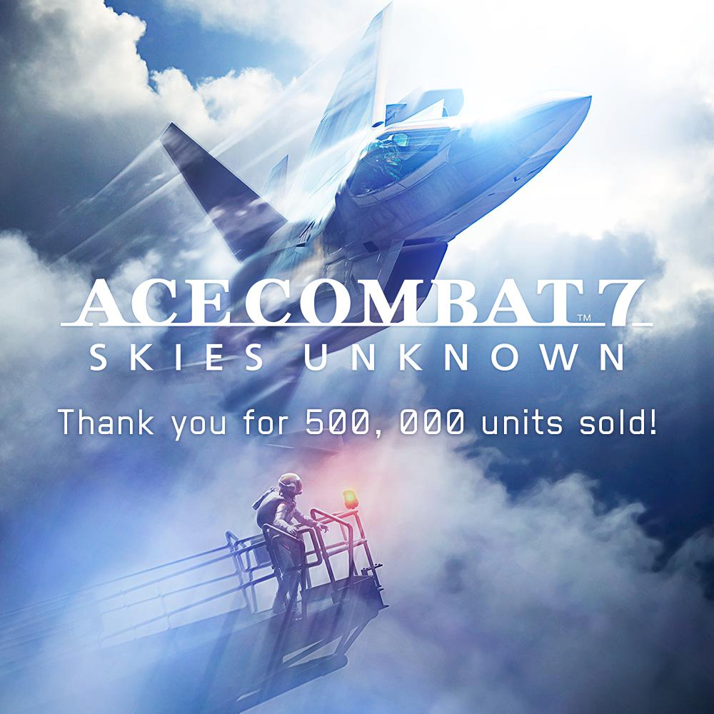 Ace Combat 7 ha gozado de gran éxito en el mercado asiático