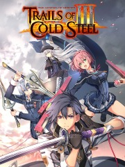 Carátula de The Legend of Heroes: Trails of Cold Steel III - PC