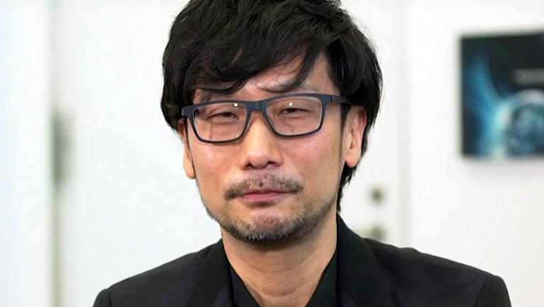 Hideo Kojima, autor de Death Stranding.