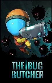 Carátula de The Bug Butcher - Nintendo Switch