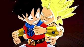 Video Dragon Ball: Fusions, Tráiler Gameplay: Batallas