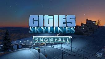 Cities Skylines - Snowfall: Tráiler