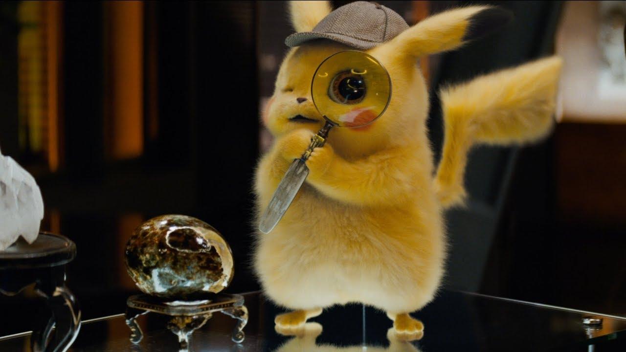 Detective Pikachu podría dar inicio a un universo cinematográfico de Pokémon