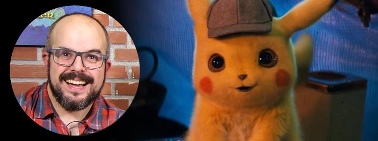 Imagen de Detective Pikachu