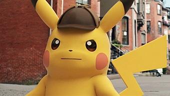 Video Detective Pikachu, Detective Pikachu: Tráiler de Anuncio