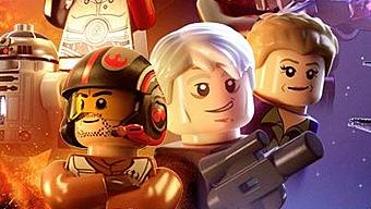 Lego Star Wars: El despertar de la Fuerza confirma en su tráiler partes inéditas de la película