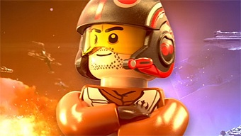 LEGO SW El Despertar de la Fuerza: Poe Vignette
