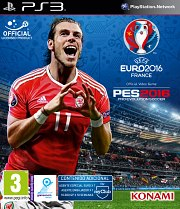 Carátula de UEFA Euro 2016 - PS3