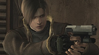 Video Resident Evil 4 (2016), Leon S. Kennedy entra en acción