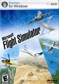 microsoft flight simulator x para pc 3djuegos. Black Bedroom Furniture Sets. Home Design Ideas