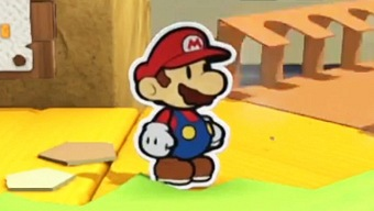 Video Paper Mario: Color Splash, A Splash of Mystery