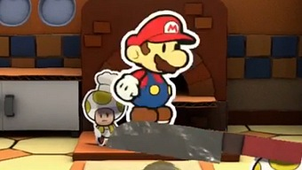 Video Paper Mario: Color Splash, Rescue V #8