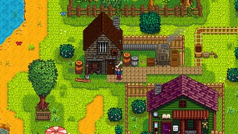 Video Stardew Valley, Tráiler