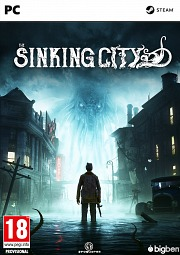 Carátula de The Sinking City - PC