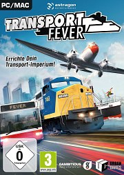 Carátula de Transport Fever - PC