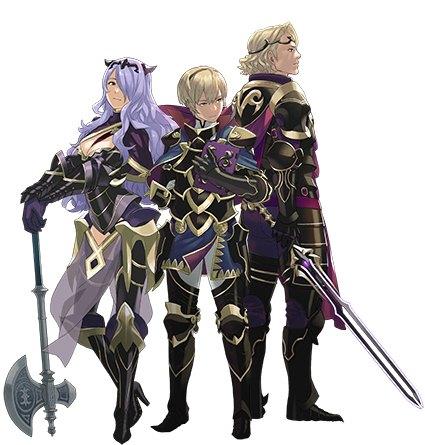 Fire Emblem Fates Conquista
