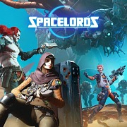 Carátula de Spacelords - PC