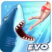 Carátula de Hungry Shark Evolution - iOS