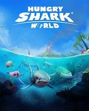 Carátula de Hungry Shark World - iOS