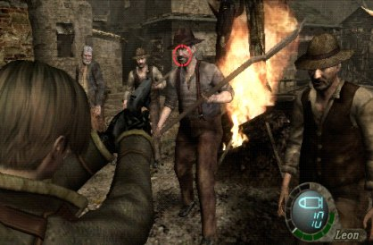 Resident Evil 4 an�lisis