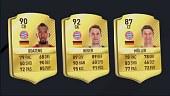 FIFA 17: Medias de los Jugadores