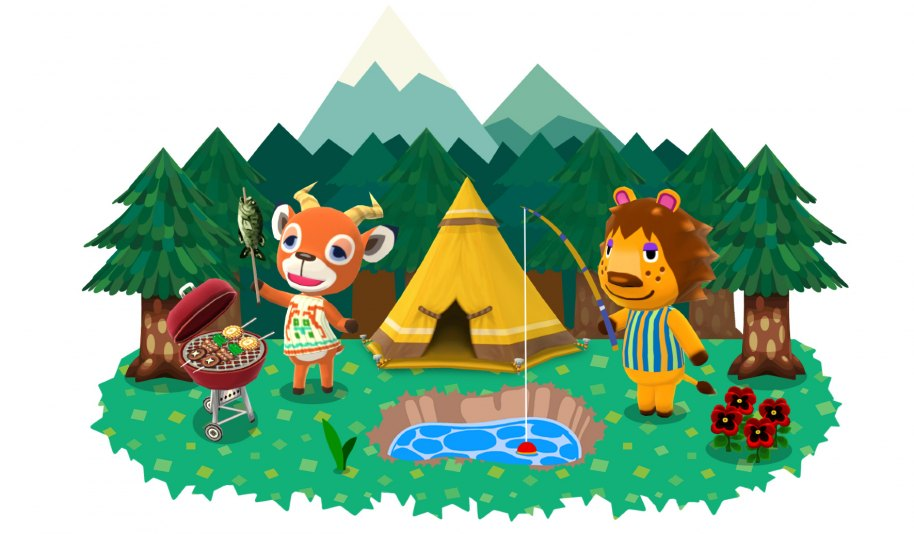 Animal Crossing Pocket Camp Android