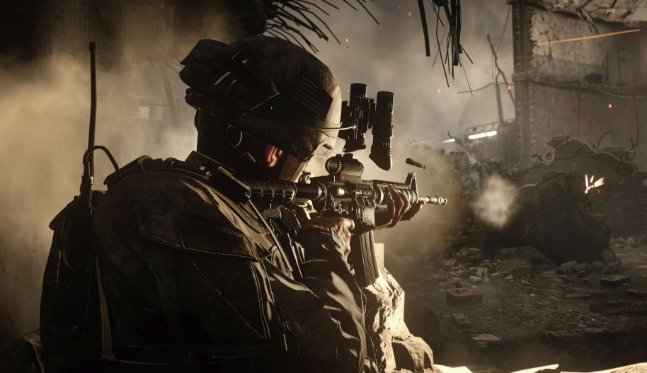 CoD Modern Warfare Remastered análisis