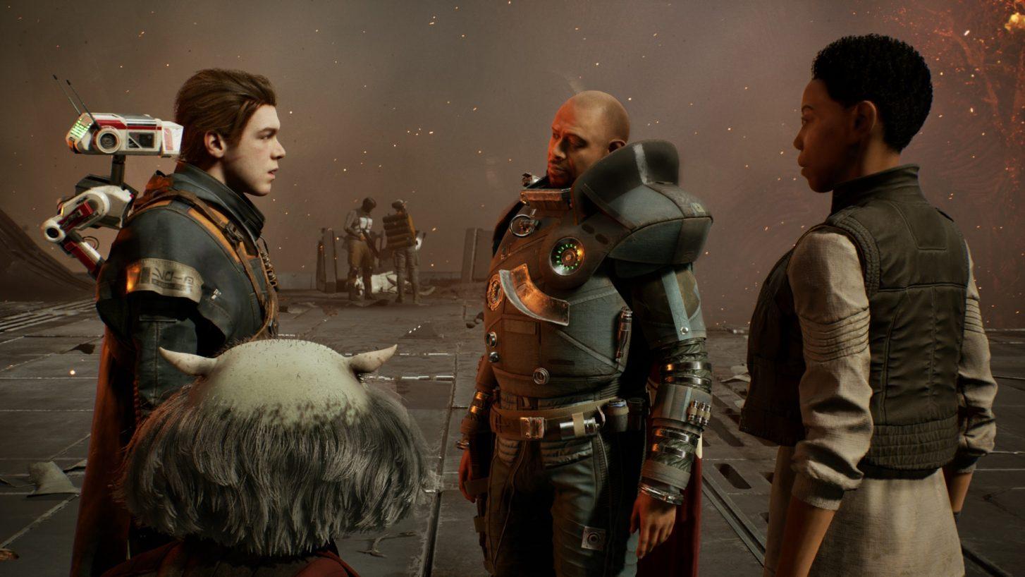 EA lanza un gameplay extendido de Star Wars Jedi: Fallen Order