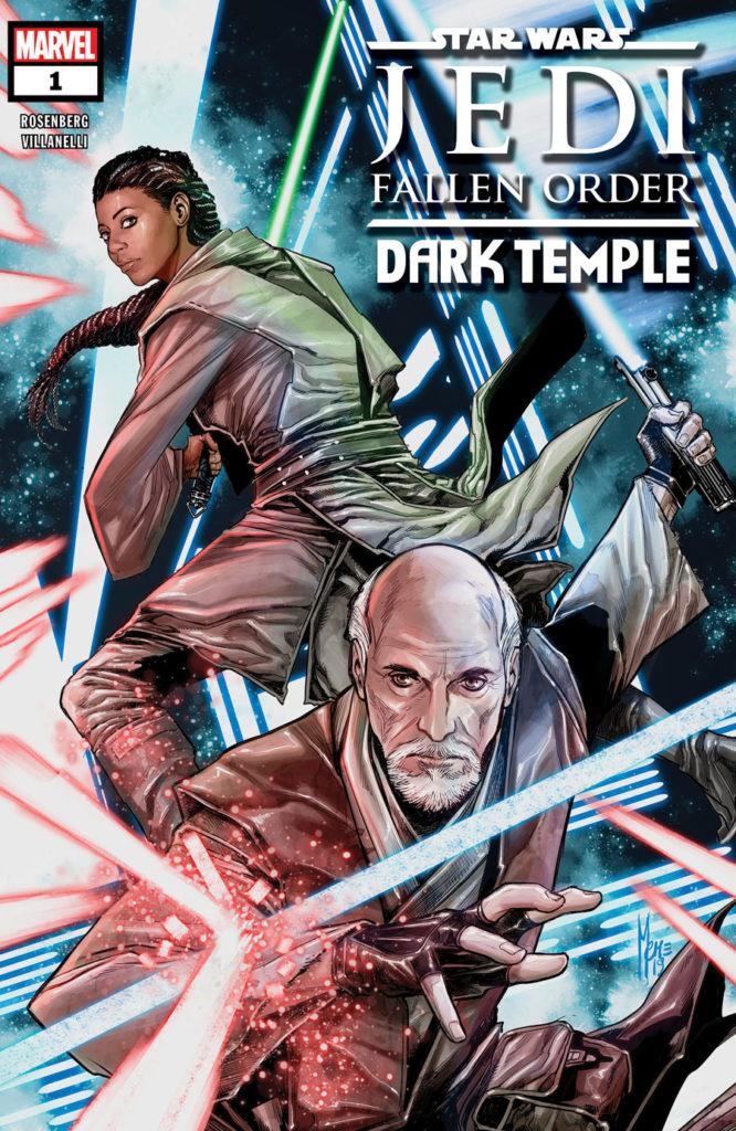 Marvel lanzará un cómic precuela de Star Wars Jedi: Fallen Order