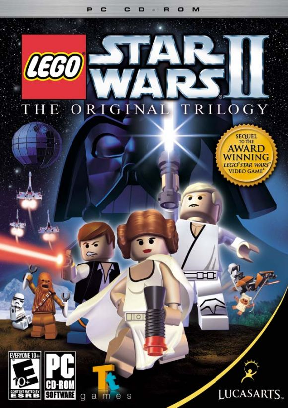 Original Pc The Ii Wars 3djuegos Lego Trilogy Star Para WCxordBe