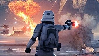 Sables láser y naves espaciales: juzgamos el multijugador de Star Wars Battlefront 2