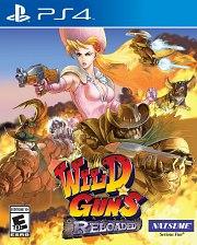 Carátula de Wild Guns: Reloaded - PS4