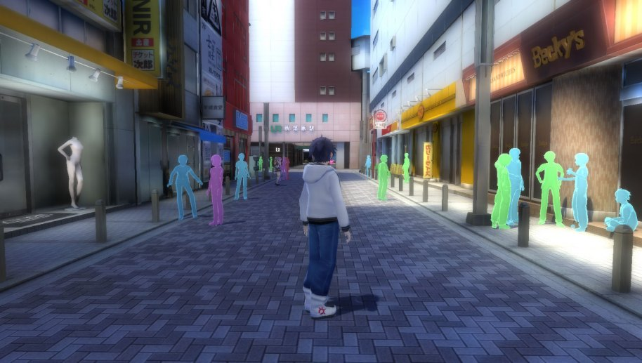 Akiba's Beat Vita