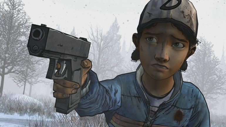 The Walking Dead: A Telltale Series - A New Frontier