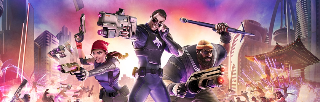 Análisis Agents of Mayhem