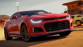 Forza Horizon 3 corrige sus problemas visuales en Xbox One X