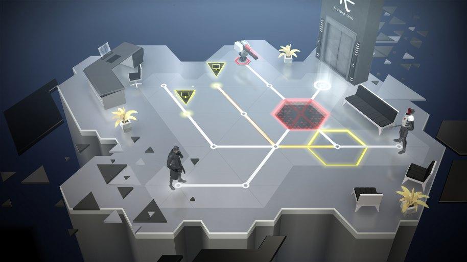 Deus Ex GO Android