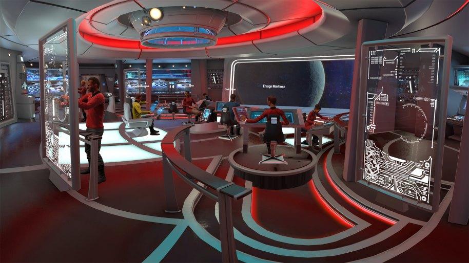 Star Trek Bridge Crew análisis