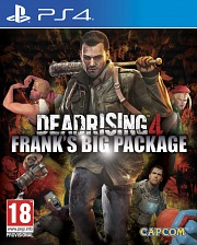Carátula de Dead Rising 4: Frank's Big Package - PS4