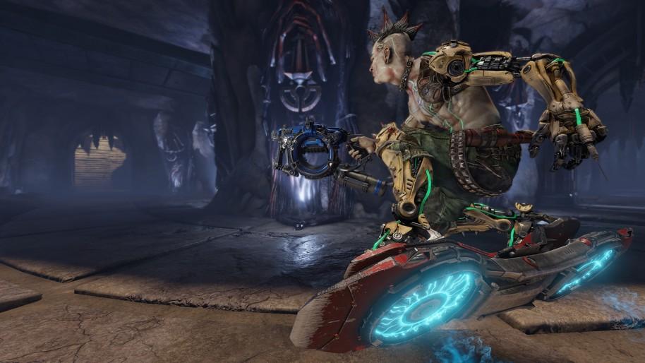 Quake Champions: Quake Champions: Impresiones jugables