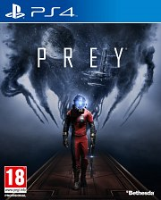 Carátula de Prey - PS4