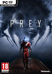 Carátula de Prey - PC