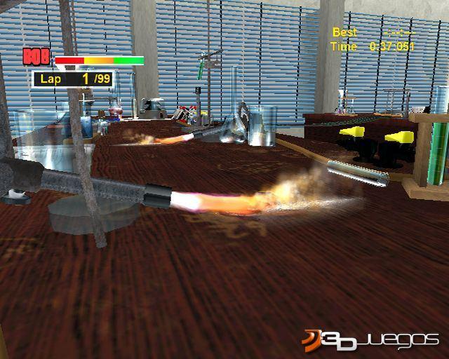 Imagen Micro Machines V4 (PS2)