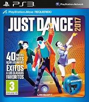 Carátula de Just Dance 2017 - PS3