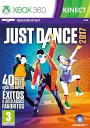 Carátula de Just Dance 2017 - Xbox 360
