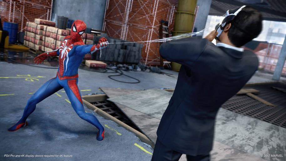 Spiderman: Spider-Man prepara su gran asalto a PS4