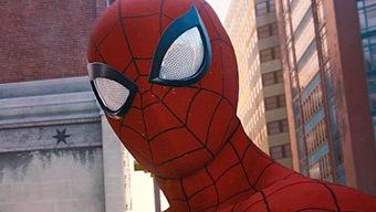 Detalles asombrosos de Spider-Man
