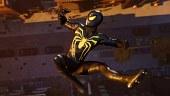 Todos los trajes de Spider-Man en una sola secuencia de acción